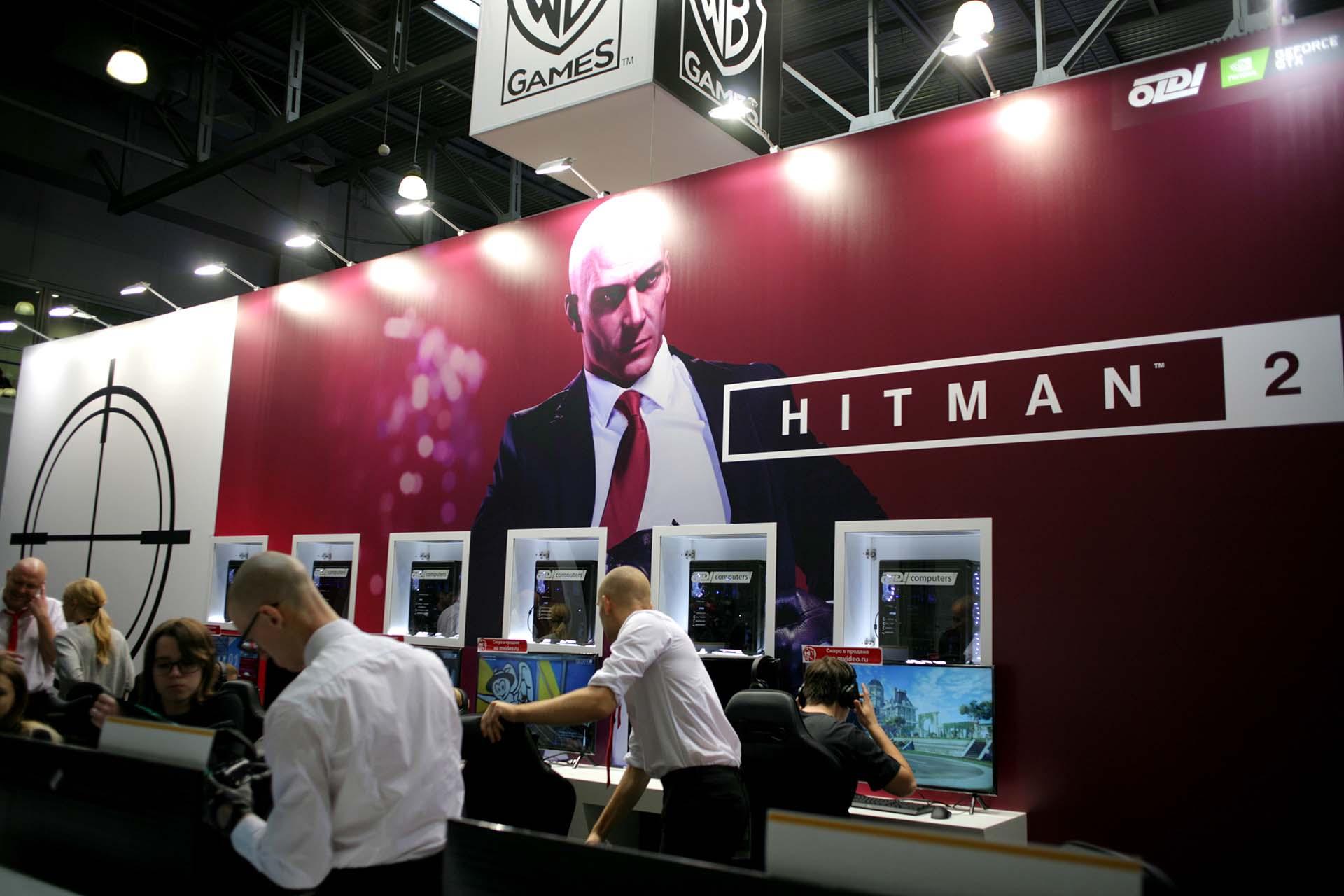 Hitman 2 на ИгроМире 2018