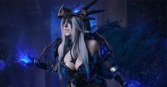 Пятничный косплей — The Witcher, World of Warcraft и Dota 2