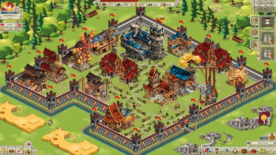 Goodgame empire взлом на рубины