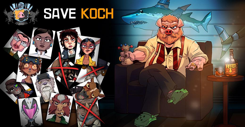 Обзор Save Koch