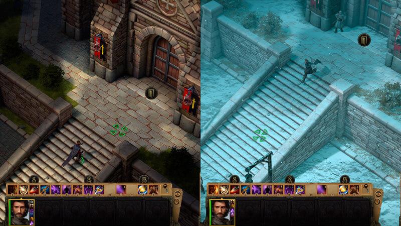 Обзор Pathfinder: Kingmaker — хардкор, кубики и баги — скриншот №15