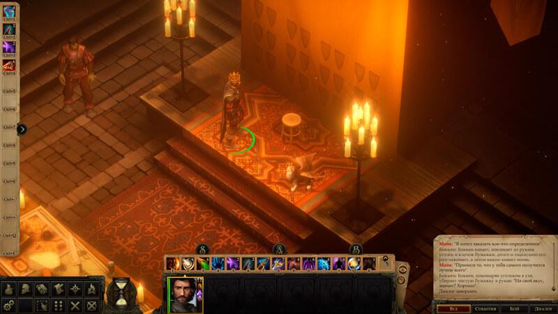 Обзор Pathfinder: Kingmaker — хардкор, кубики и баги — скриншот №22