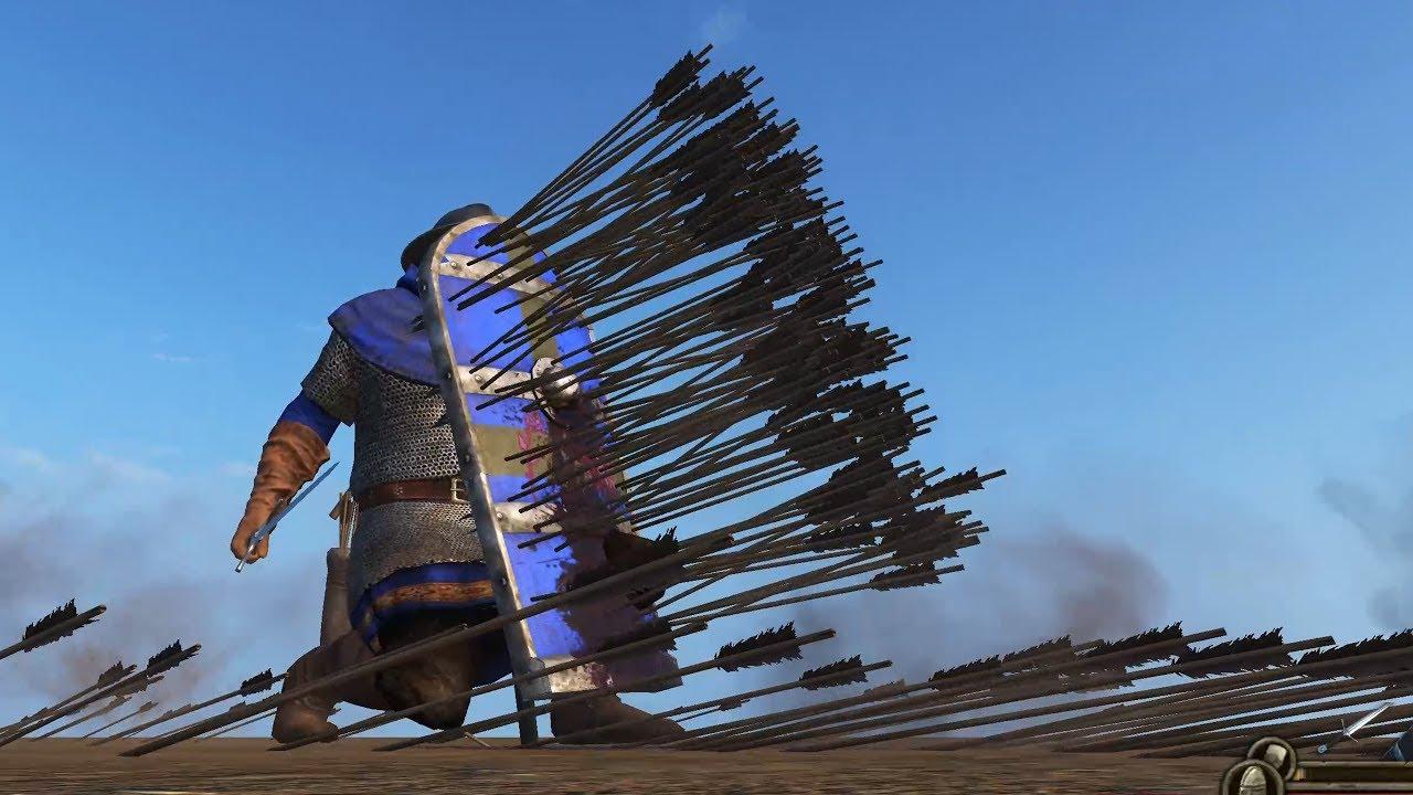 Гайд по войнам в Mount & Blade 2 Bannerlord