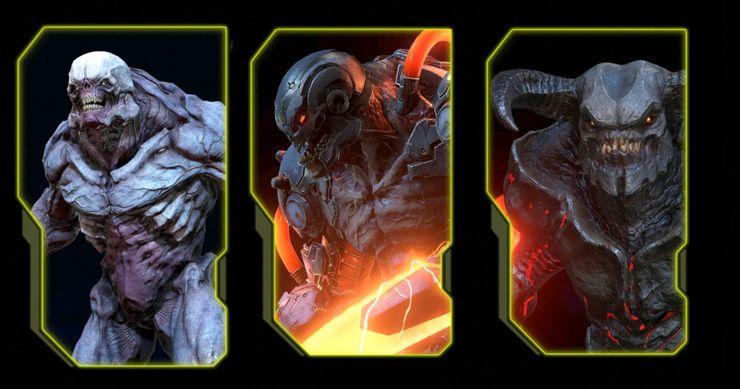 Все демоны в DOOM Eternal — список противников