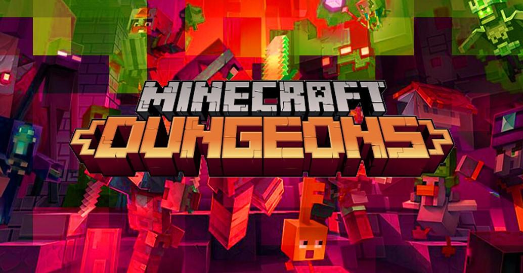 Как играть по сети в Minecraft Dungeons