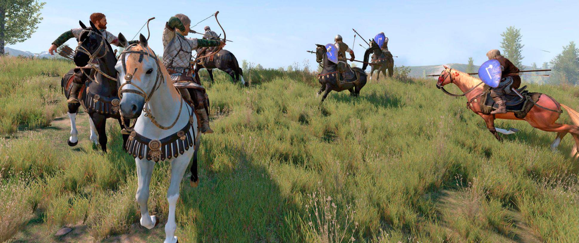 Армия в Mount & Blade II: Bannerlord — как увеличить