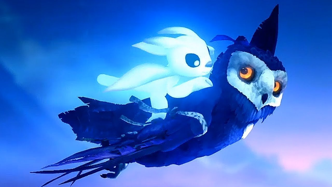 Концовка Ori and the Will of the Wisps