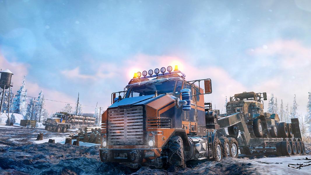 Как получить лучший грузовик на старте в SnowRunner — узнайте из гайда