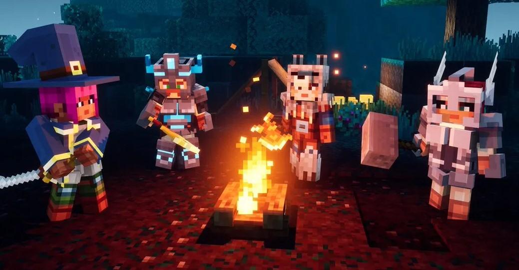 Советы для начинающих — руководство к Minecraft Dungeons