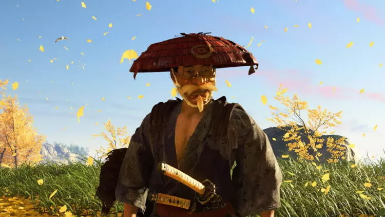 Соломенная шляпа Они в Ghost of Tsushima — как найти