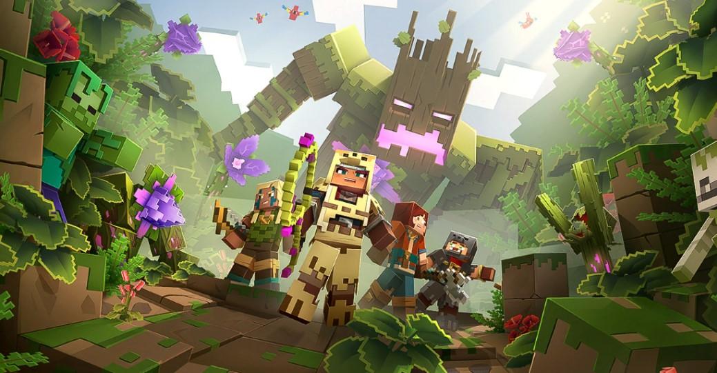 Список лучших артефактов в Minecraft Dungeons