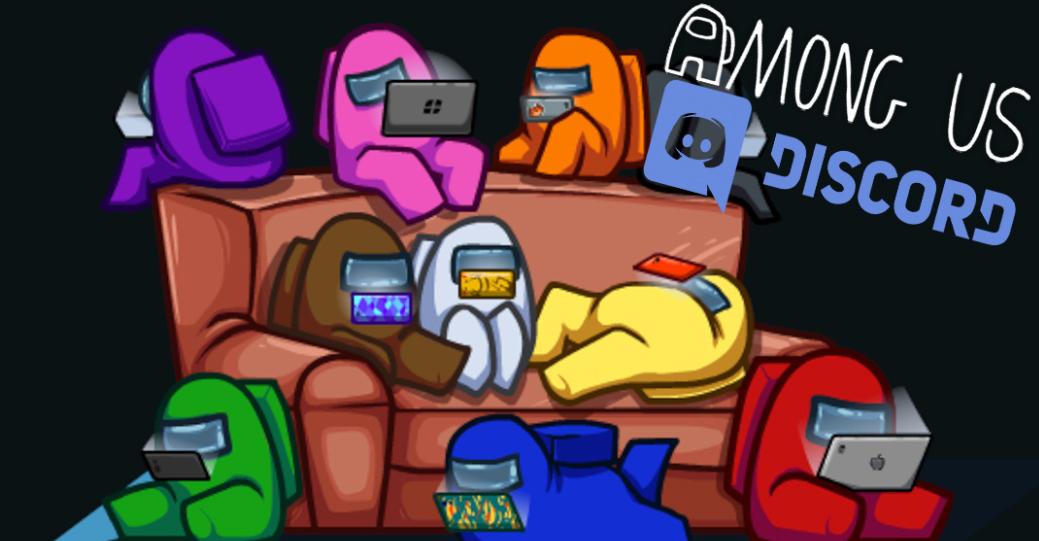 Among Us Discord — сервер для игры и поиска напарников, настройка