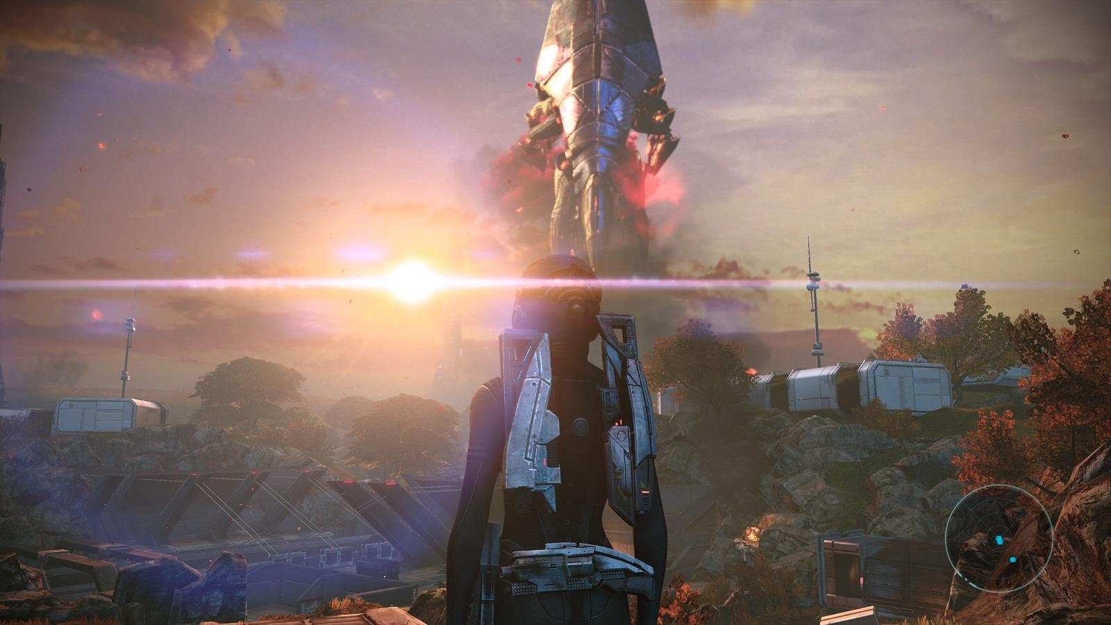 Решение технических проблем с Mass Effect Legendary