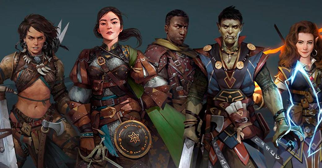 Все романы со спутниками в Pathfinder: Kingmaker