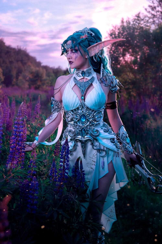 Правильный косплей — колдунья, фея и эльфийка