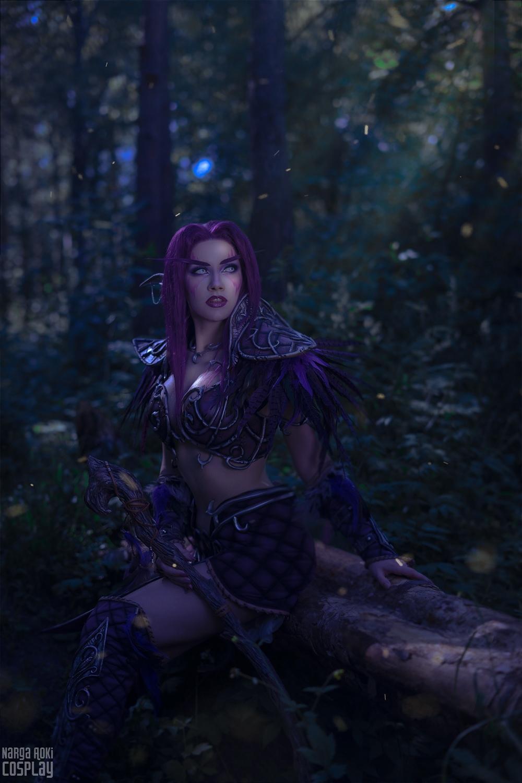 Пять лучших косплеев на друида — World of Warcraft, Baldur's Gate 3 и Diablo 4