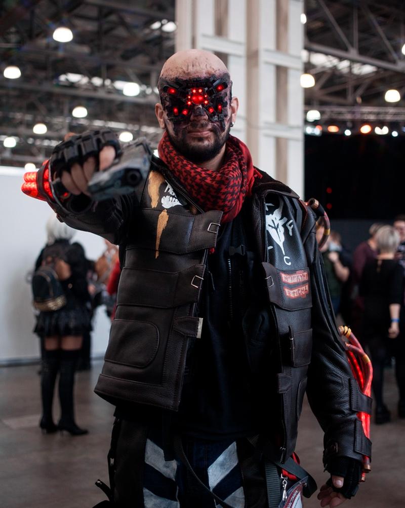 Косплей Игромир 2019 и Comic Con Russia