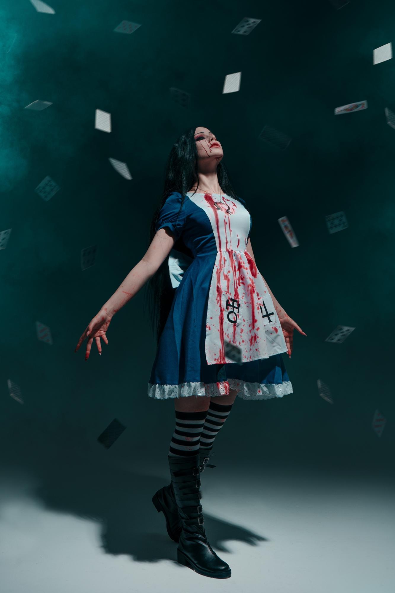 Правильный косплей — K/DA, Bioshock Infinite и Civilization