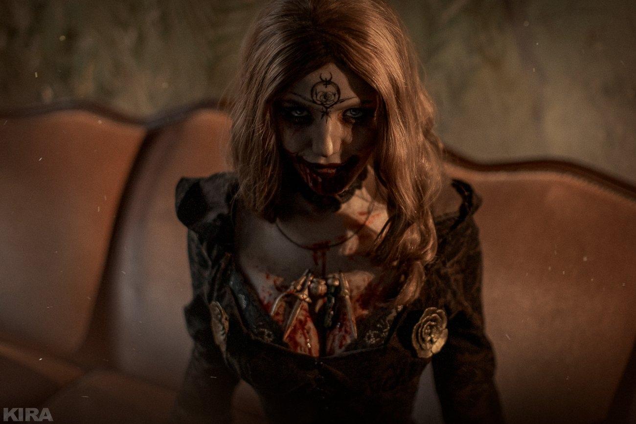 Правильный косплей на Хэллоуин 2021 — злодейки из игр, аниме и фильмов