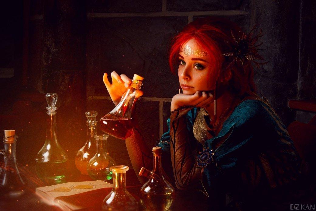 Лучший косплей на Трисс Меригольд из Ведьмака — красивые фотографии девушек