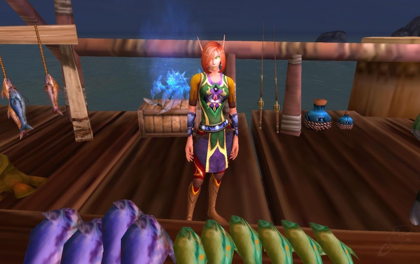 В World of Warcraft: Shadowlands началась Ярмарка Новолуния