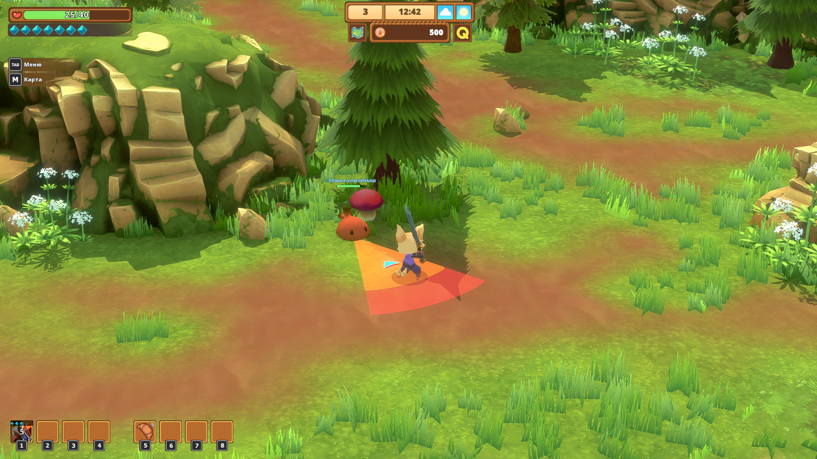 Состоялся релиз нового трейлера ролевой игры Kitaria Fables от компании PQube