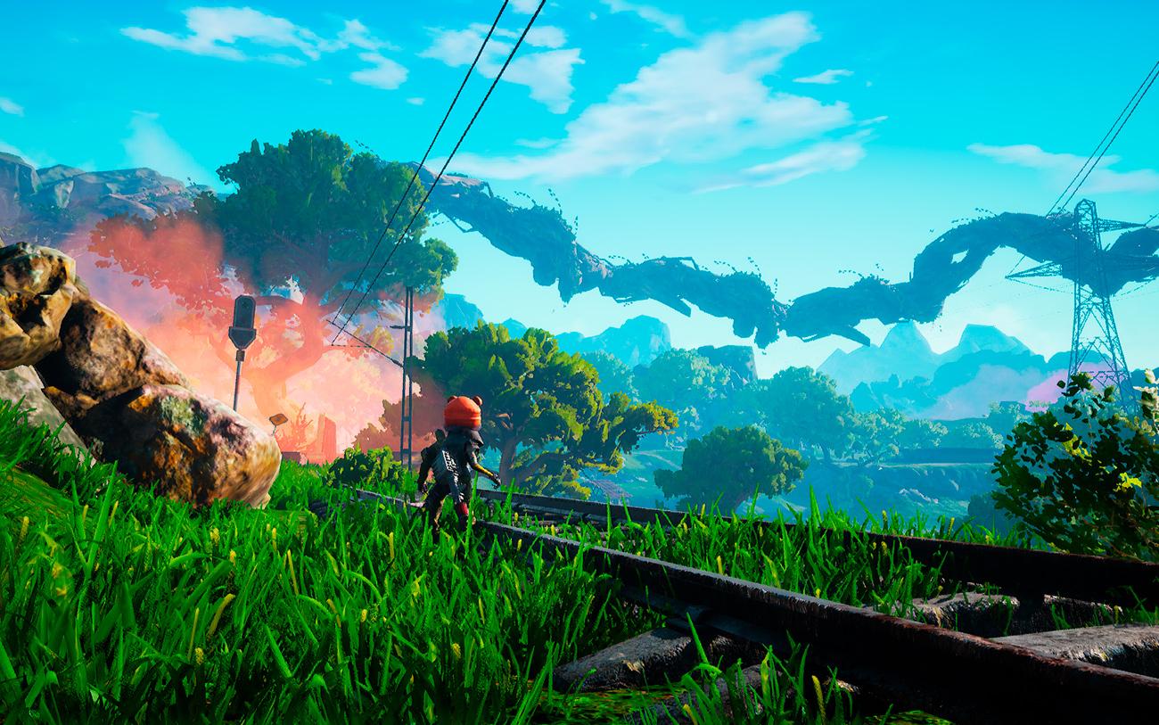 Обзор Biomutant — сюжет, скриншоты и геймплей