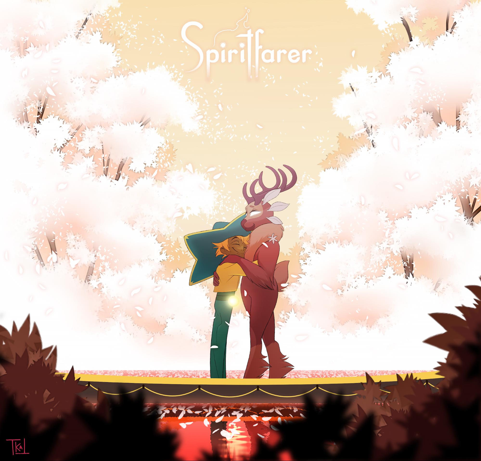 Обзор Spiritfarer