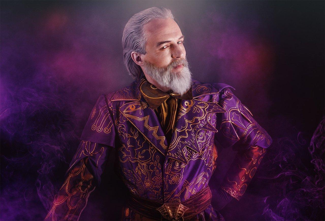 Правильный косплей — герои The Elder Scrolls