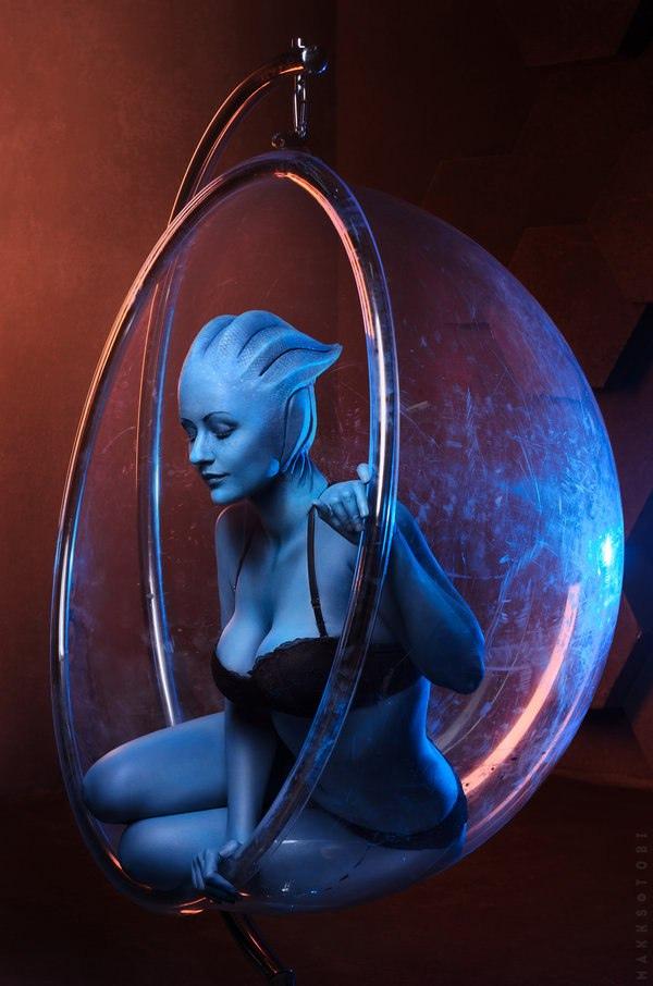Правильный косплей по Mass Effect: Legendary Edition