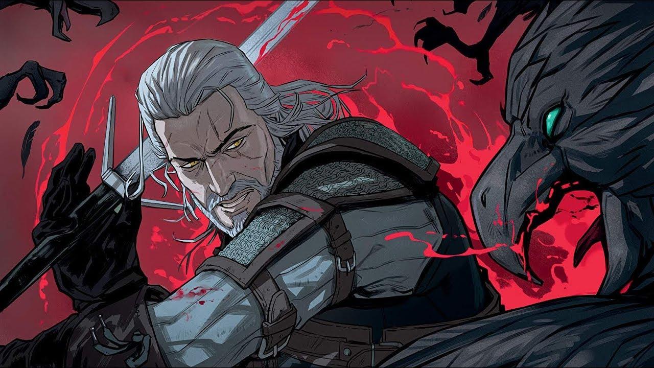 Лучшие аниме по видеоиграм в 2021 — DOTA: Кровь дракона и Ведьмак