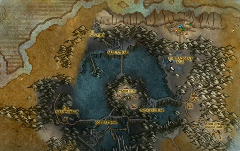 Препатч World of Warcraft: Shadowlands — дата выхода, ивенты и вторжение