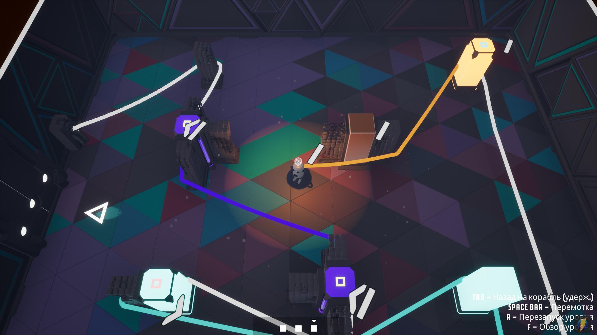 Filament, Superliminal, Mystic Pillars — головоломки The Steam Game Festival