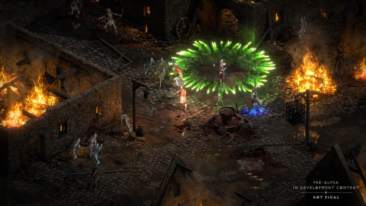 Ключевые изменения, скриншоты и видео — все актуальные новости ремастере Diablo II