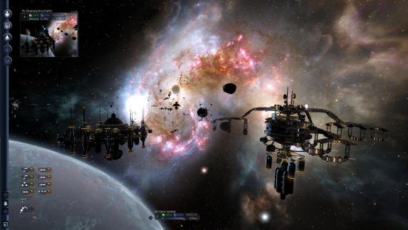 экономические стратегии игры про космос