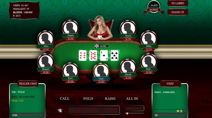 костях покер играть онлайн на