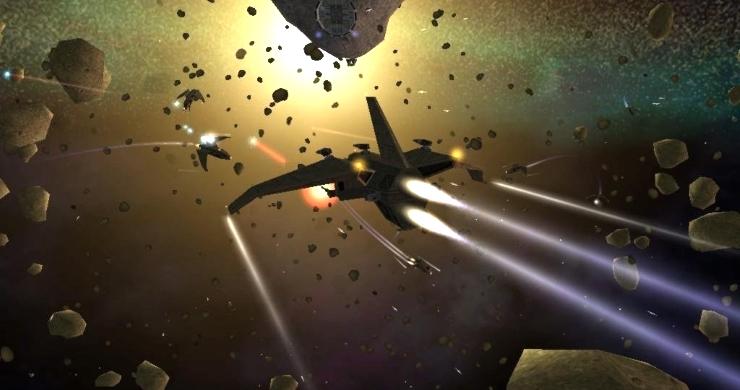 Онлайн рпг космические игра онлайн 2011 новые