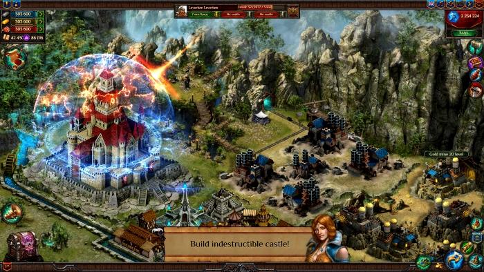 Крепость онлайн стратегия игры и стратегии онлайн бесплатно