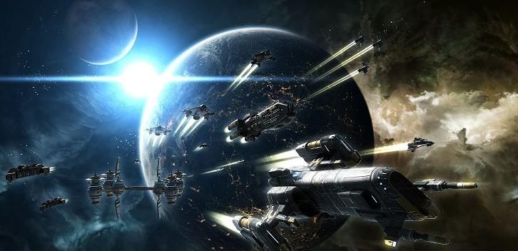 Лучшие космические онлайн стратегии на пк новые достойные онлайн игры