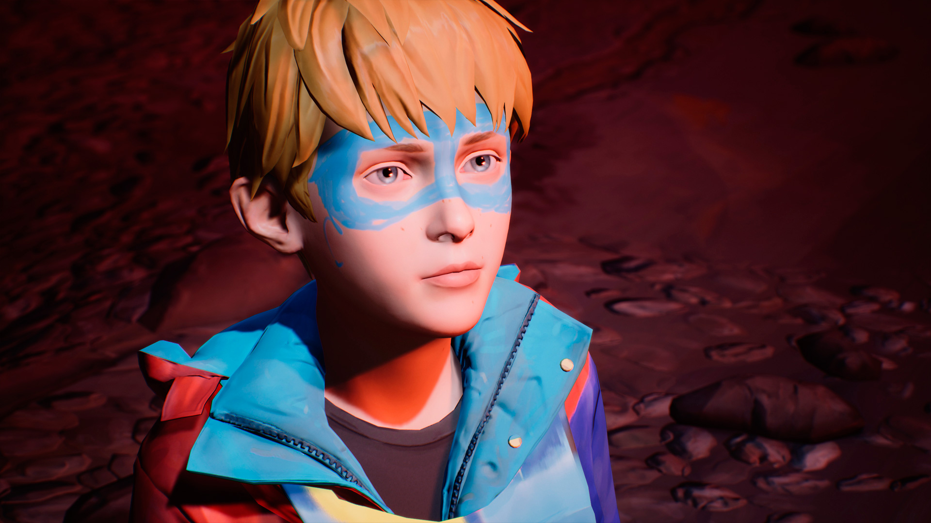Геймплей The Awesome Adventures of Captain Spirit