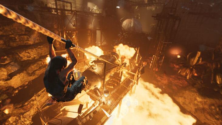 Лучшие новинки игр сентября: скриншот Shadow of the Tomb Raider
