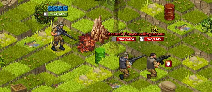играть онлайн солдаты войны