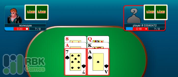 карточная игра буркозел правила