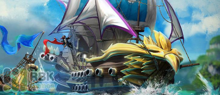 Играть в пираты шторм