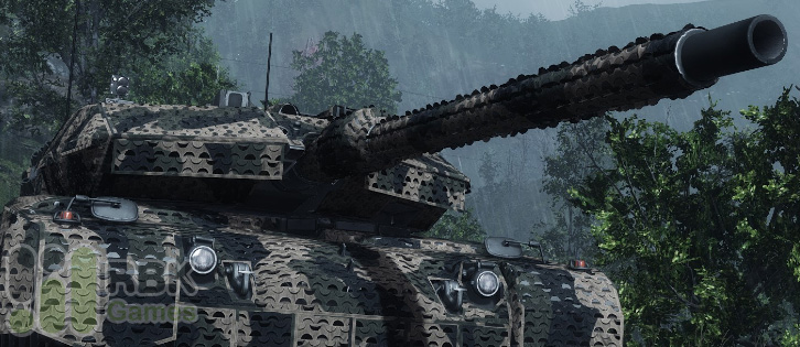 Убрать тени в Armored Warfare