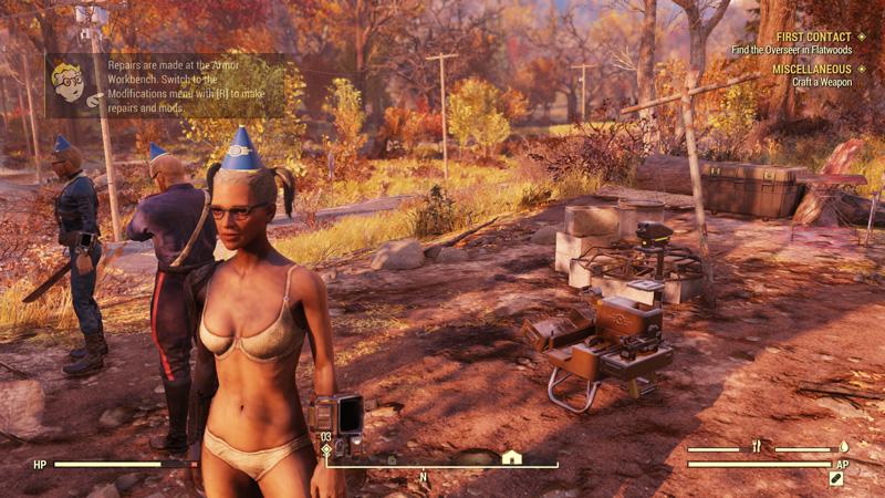 Fallout 76 — обзор на закрытую бету (скриншот №9)