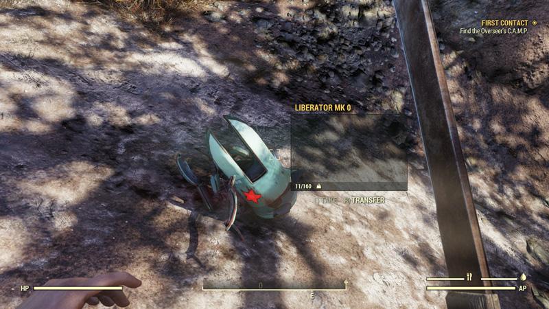 Fallout 76 — обзор на закрытую бету (скриншот №3)