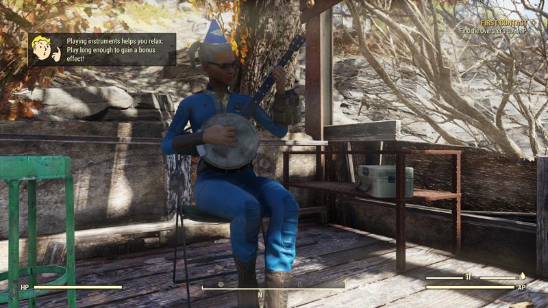 Fallout 76 — обзор на закрытую бету (скриншот №5)