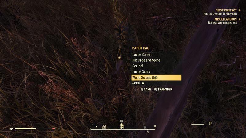 Fallout 76 — обзор на закрытую бету (скриншот №7)