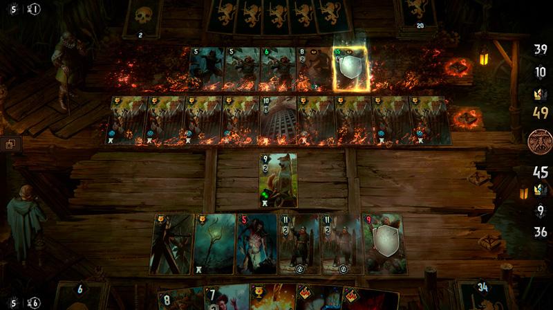 Обзор игры Кровная вражда: Ведьмак. Истории — Ода воинственной Мэве (скриншот №10)